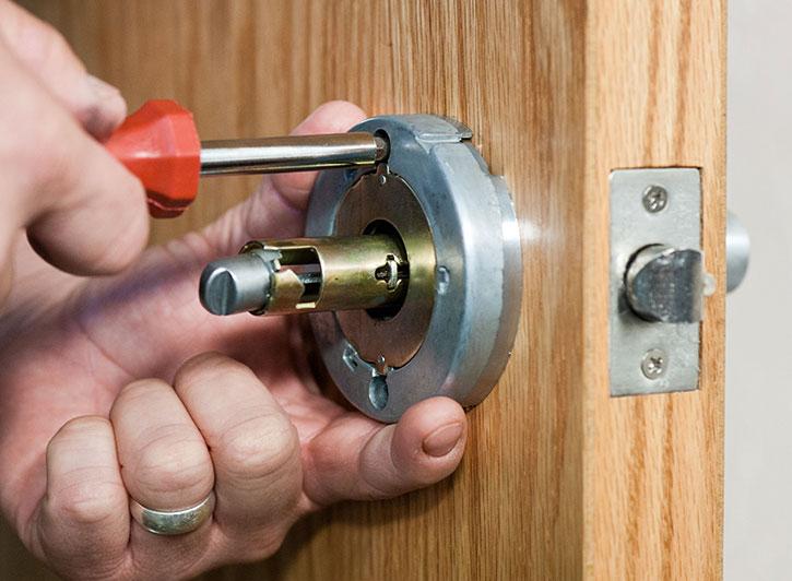 Changing Door Locks